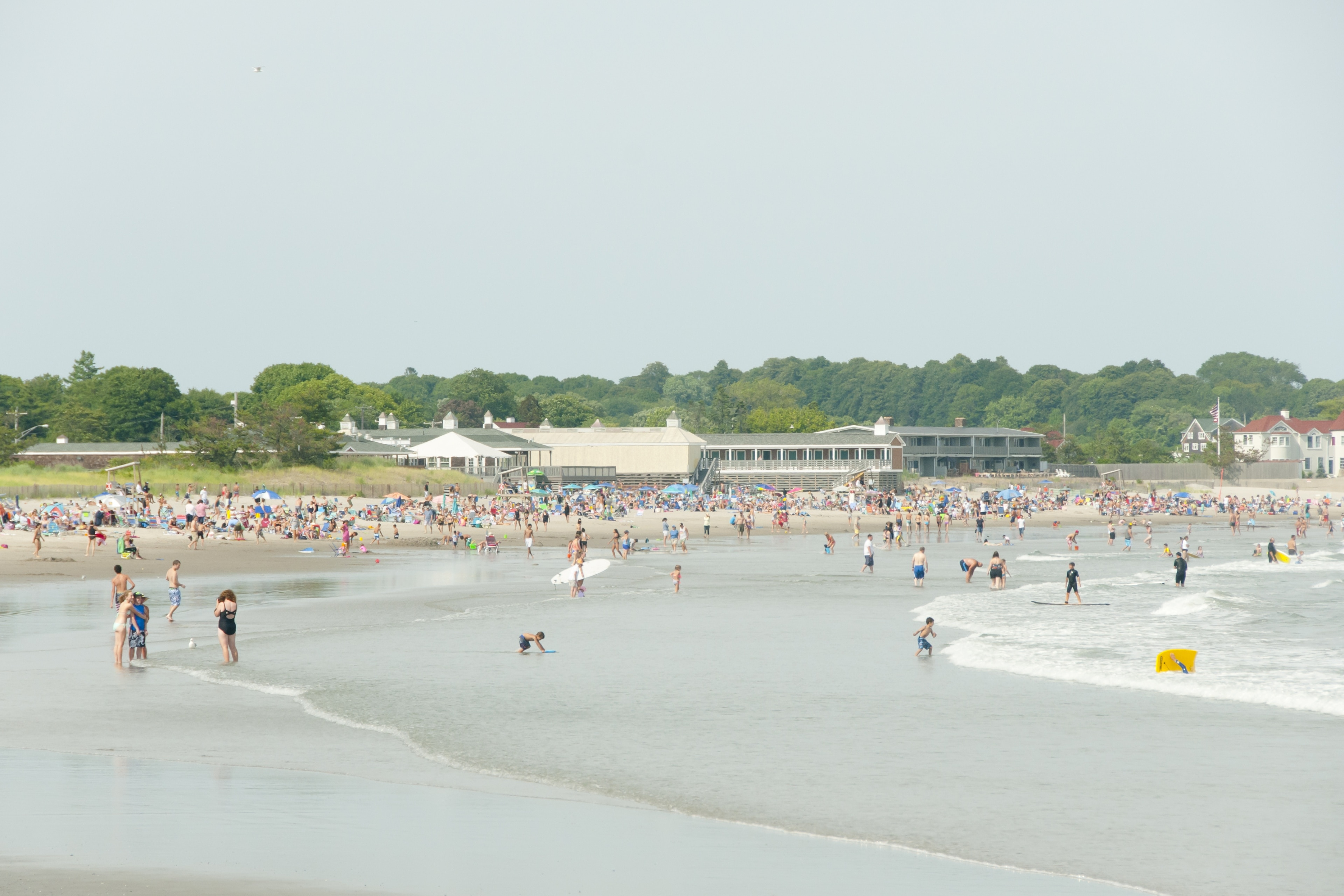 Scarborough Beach, Narragansett, Rhode Island, United States of America