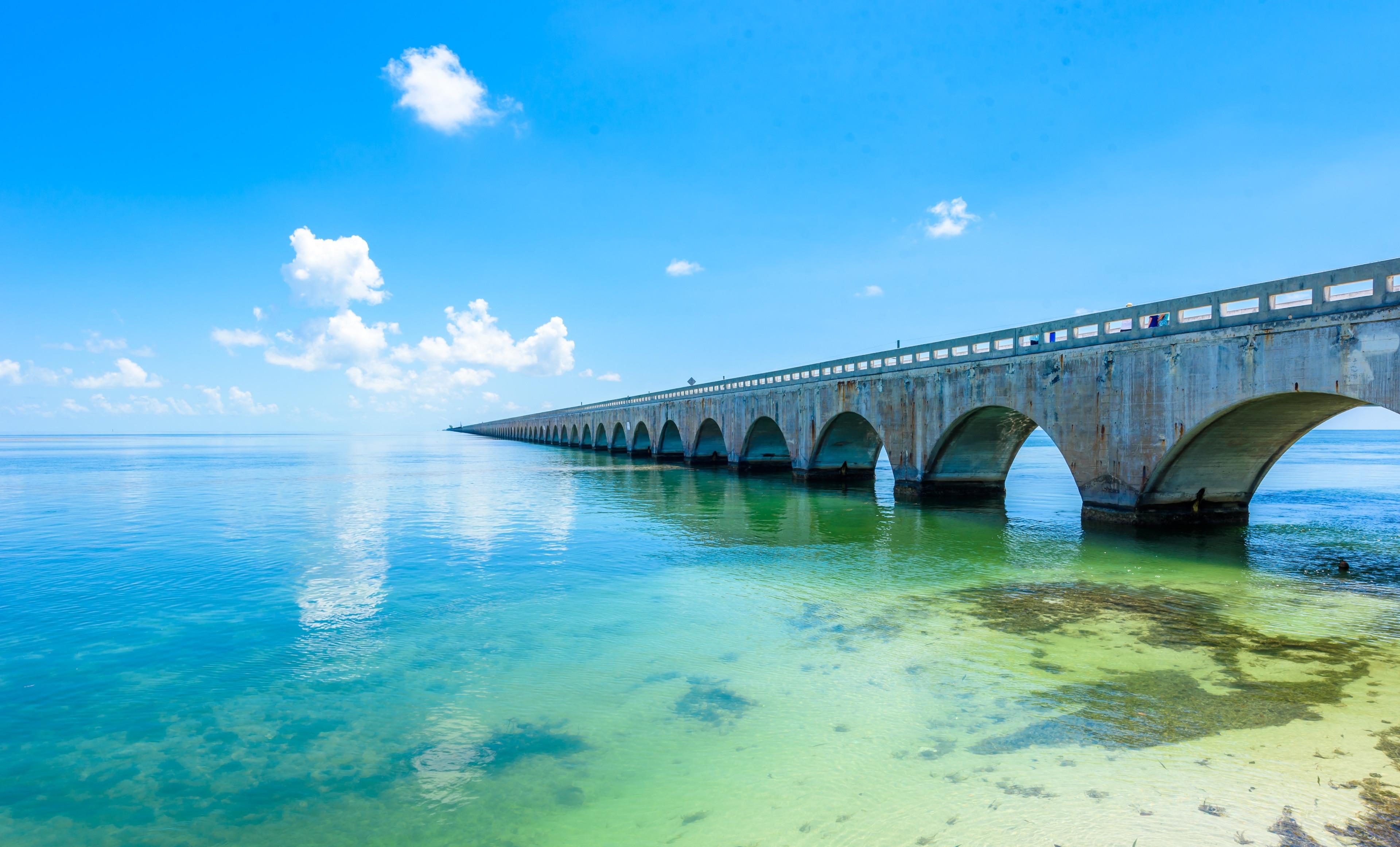 Long Key State Park, Florida, USA