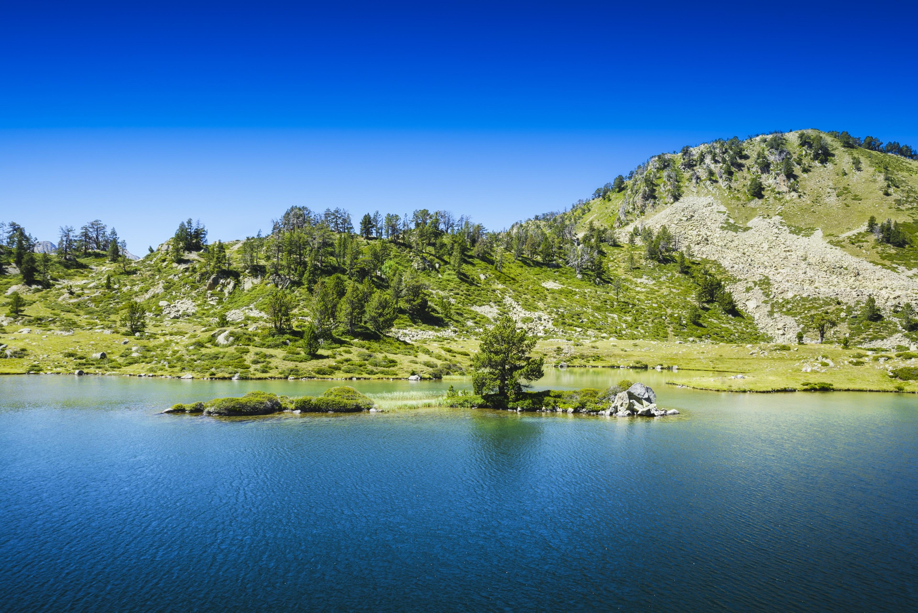 Aure-Louron, Hautes-Pyrenees, France