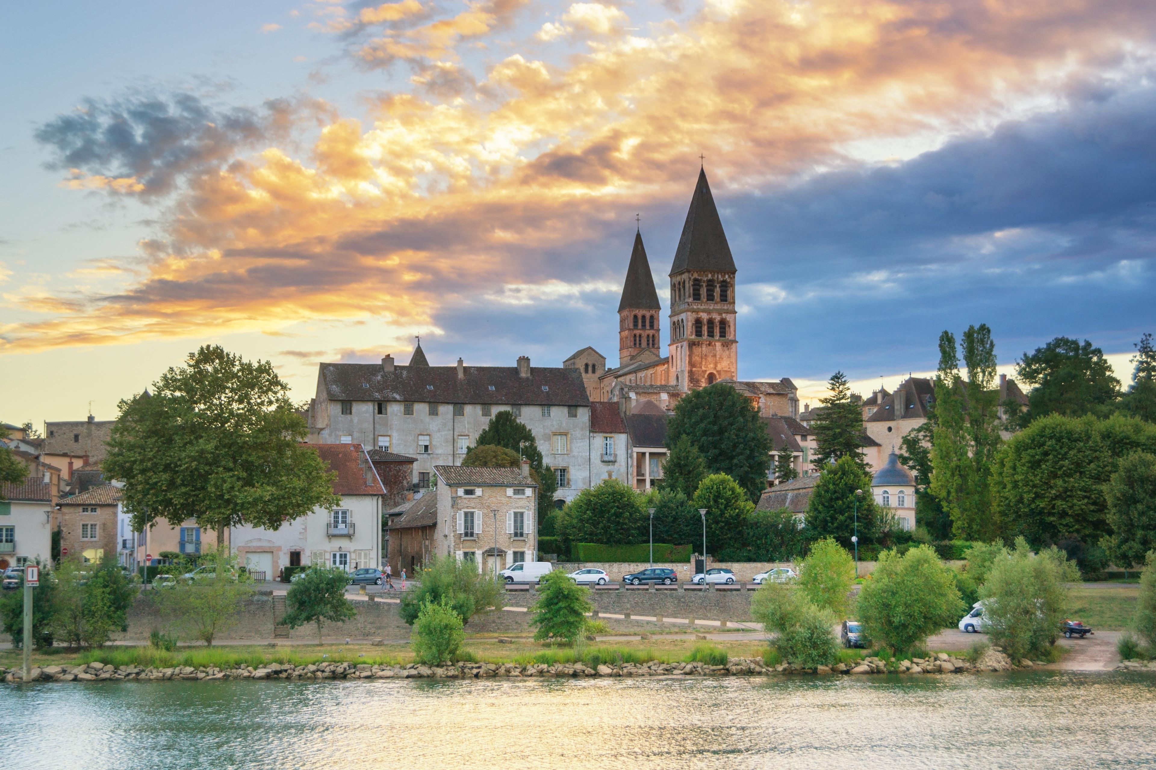 Tournus, Saone-et-Loire, France