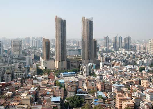 Chancheng, Kina