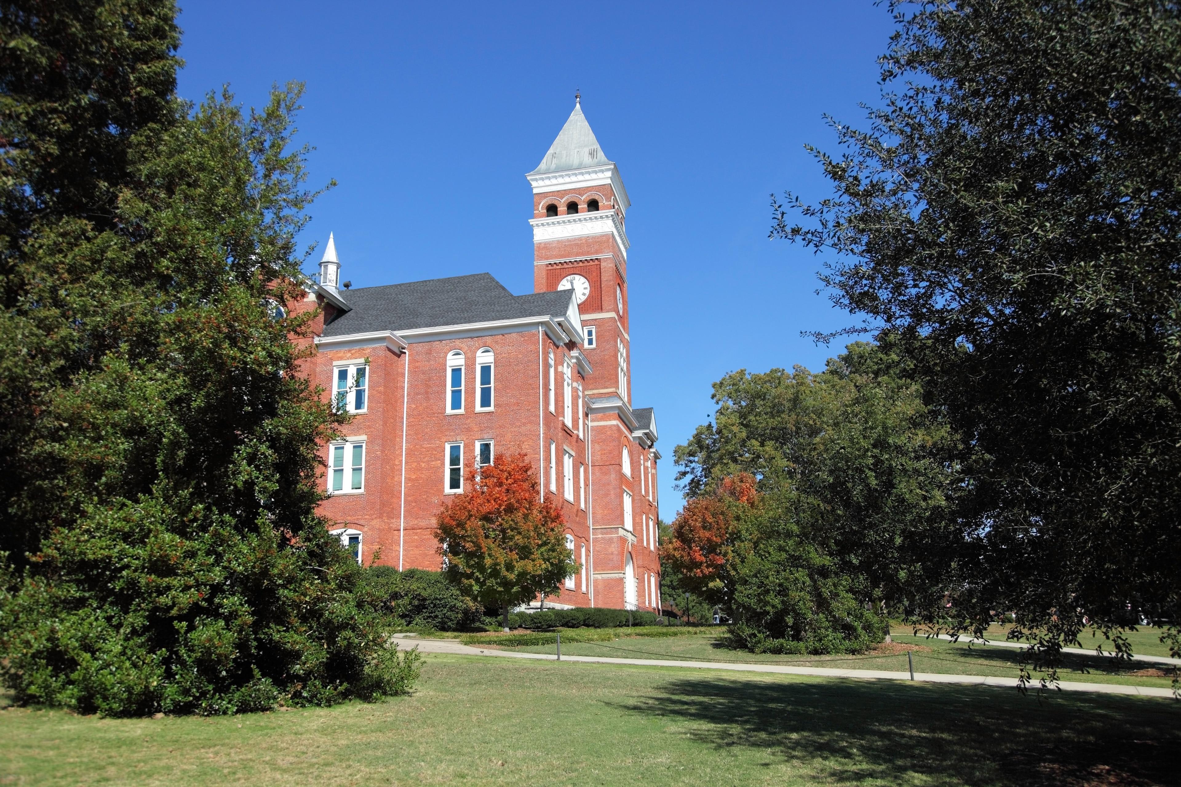 Clemson University, Clemson, South Carolina, United States of America