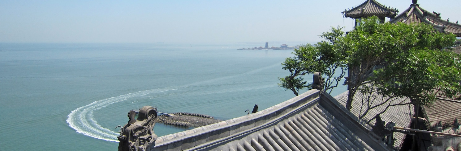 Yantai, Kína