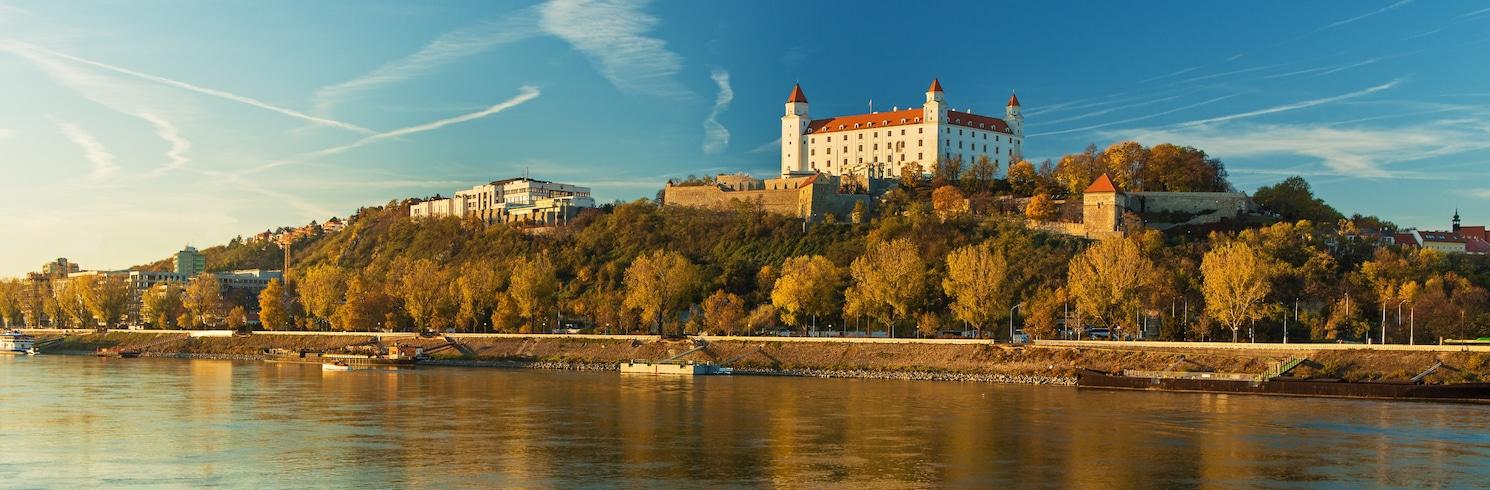 Zapadna Slovačka, Slovačka