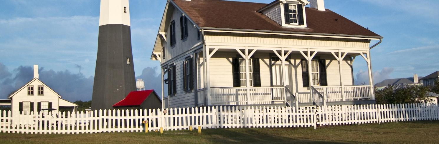 Tybee Island, Georgia, Egyesült Államok