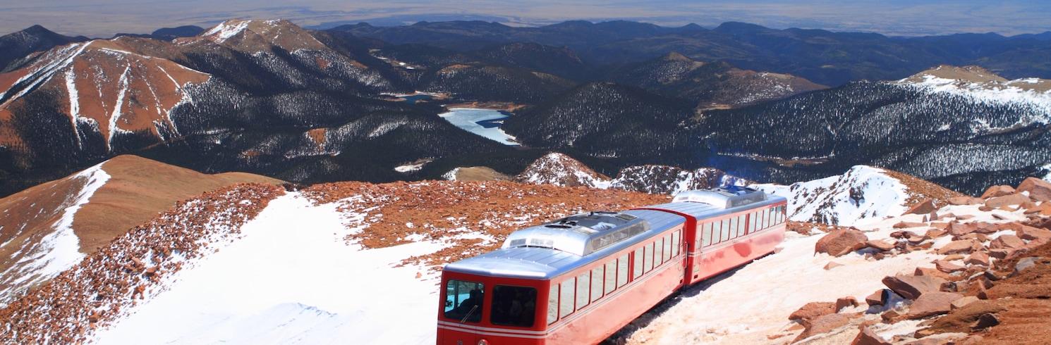 Cascade, Colorado, USA