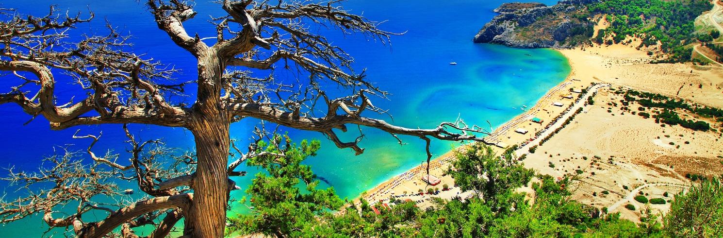 Rhodes, Hy Lạp
