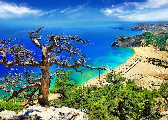 Cidade de Rodes, Grécia