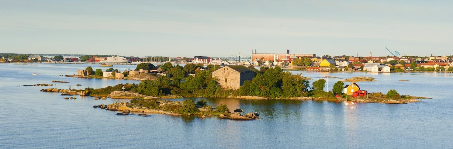 Karlskrona, Švédsko