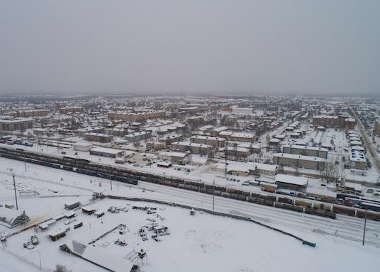Sovetski, Rusland