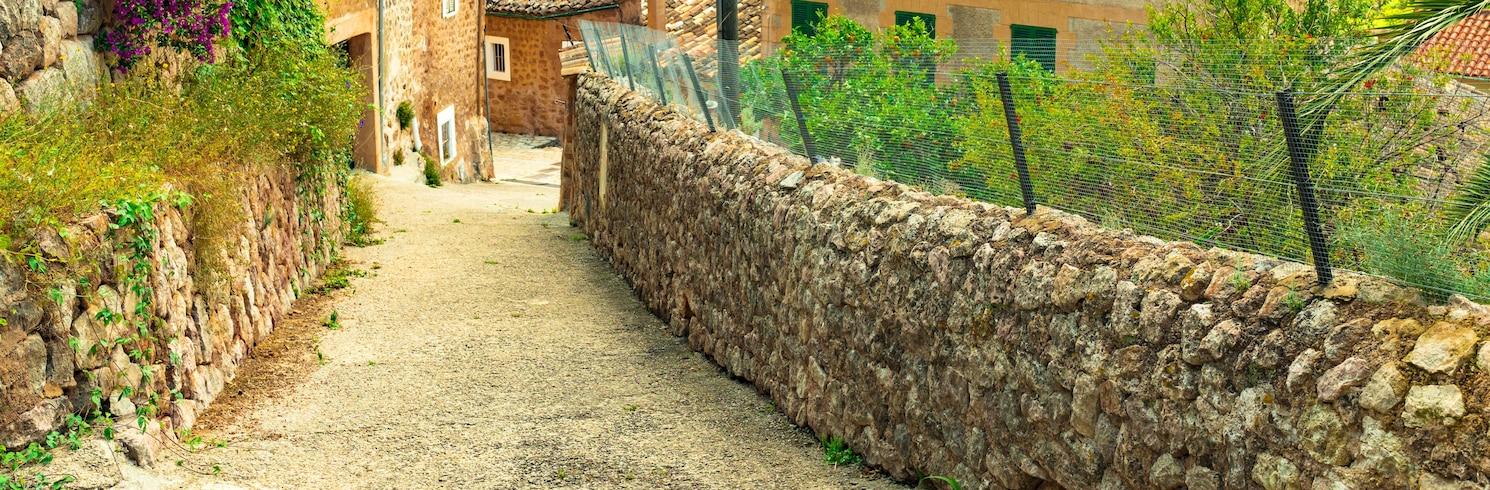 Fornalutx, İspanya