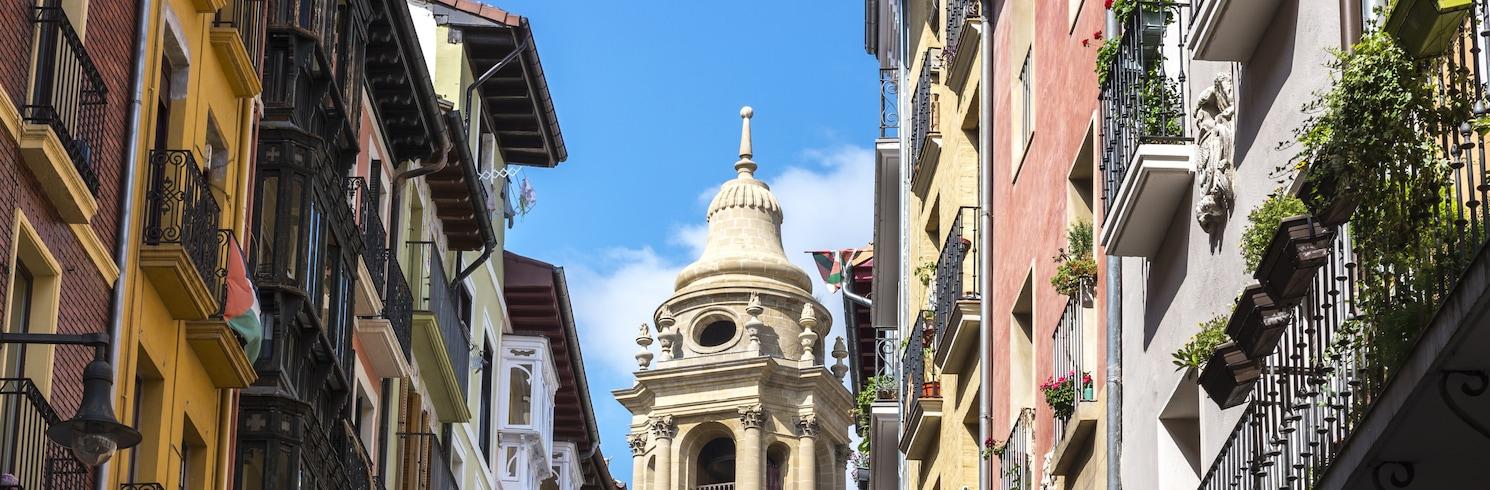 Pamplona, Tây Ban Nha