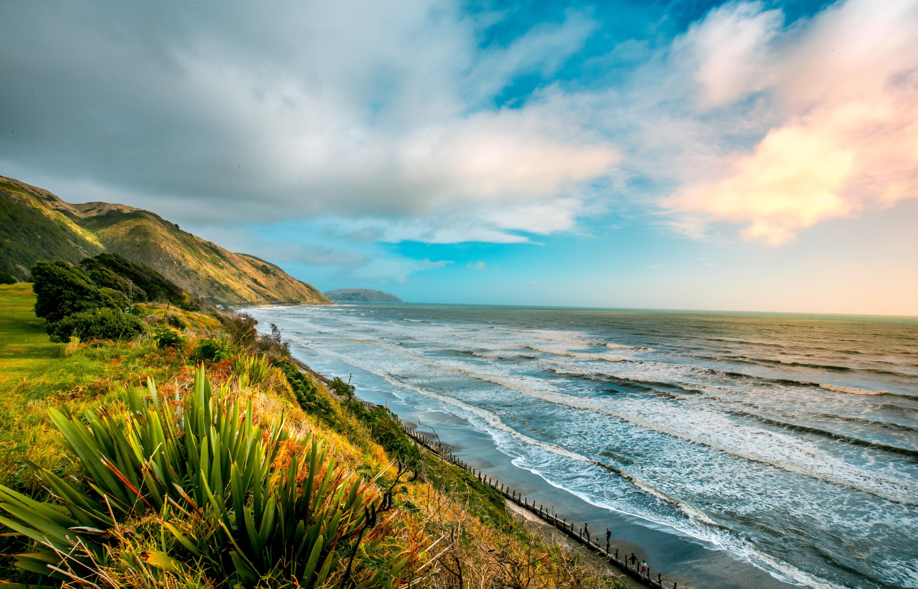 Waikawa, Picton, Marlborough, New Zealand