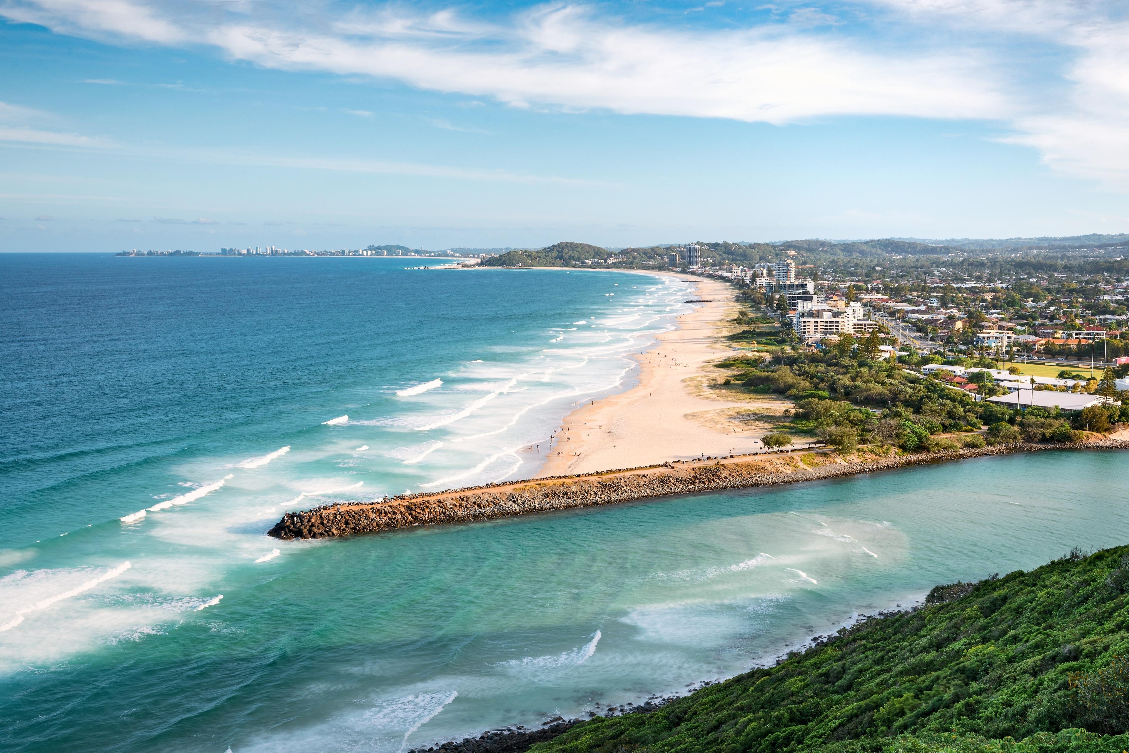 Palm Beach, Gold Coast, Queensland, Australia