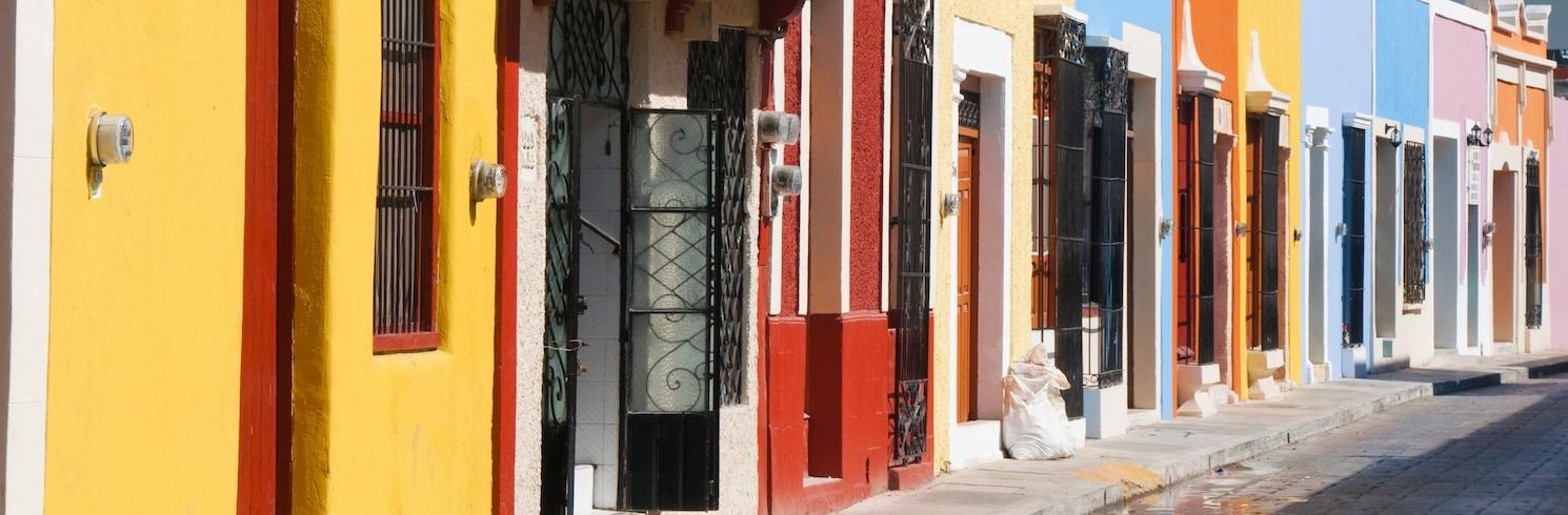 Campeche, Mexique