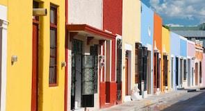 Centro di Campeche