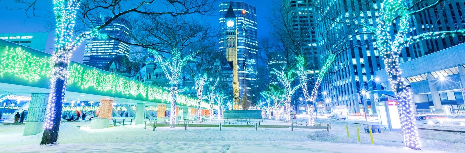 Old Toronto, Ontario, Canada