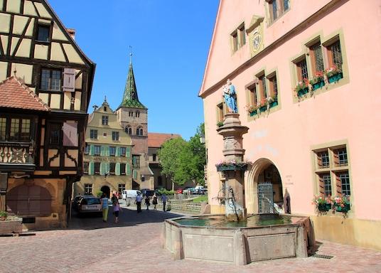 Turckheim, France