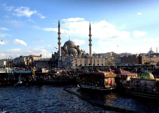 Sarijera, Turcija