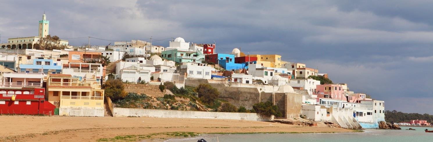 Gharb-Chrarda-Beni Hssen (region), Morocco