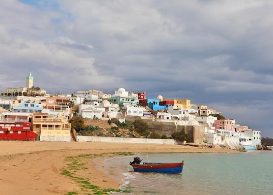 Gharb-Chrarda-Beni Hsseni piirkond, Maroko