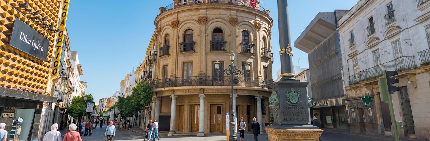 Jerez de la Frontera, Espagne