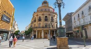 Vieille ville de Jerez de la Frontera