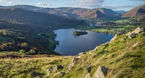 Grasmere Lake & Rydal Water