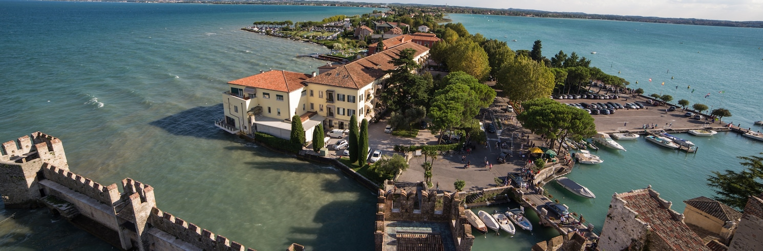 Sirmione Old Town, Italy