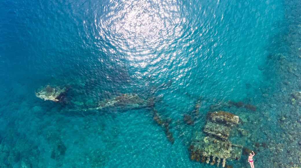 Amed Japanese Shipwreck