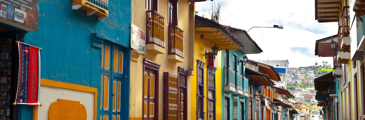 Loja (és környéke), Ecuador