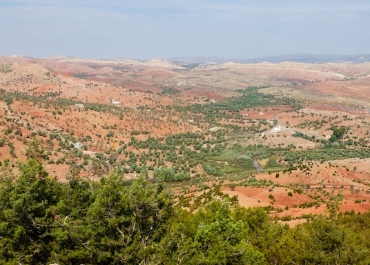 Afourer, Marokkó