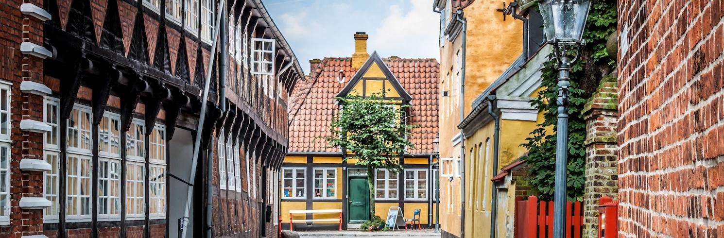 Ribe, Danmark