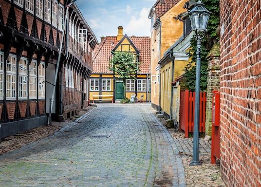 리베, 덴마크