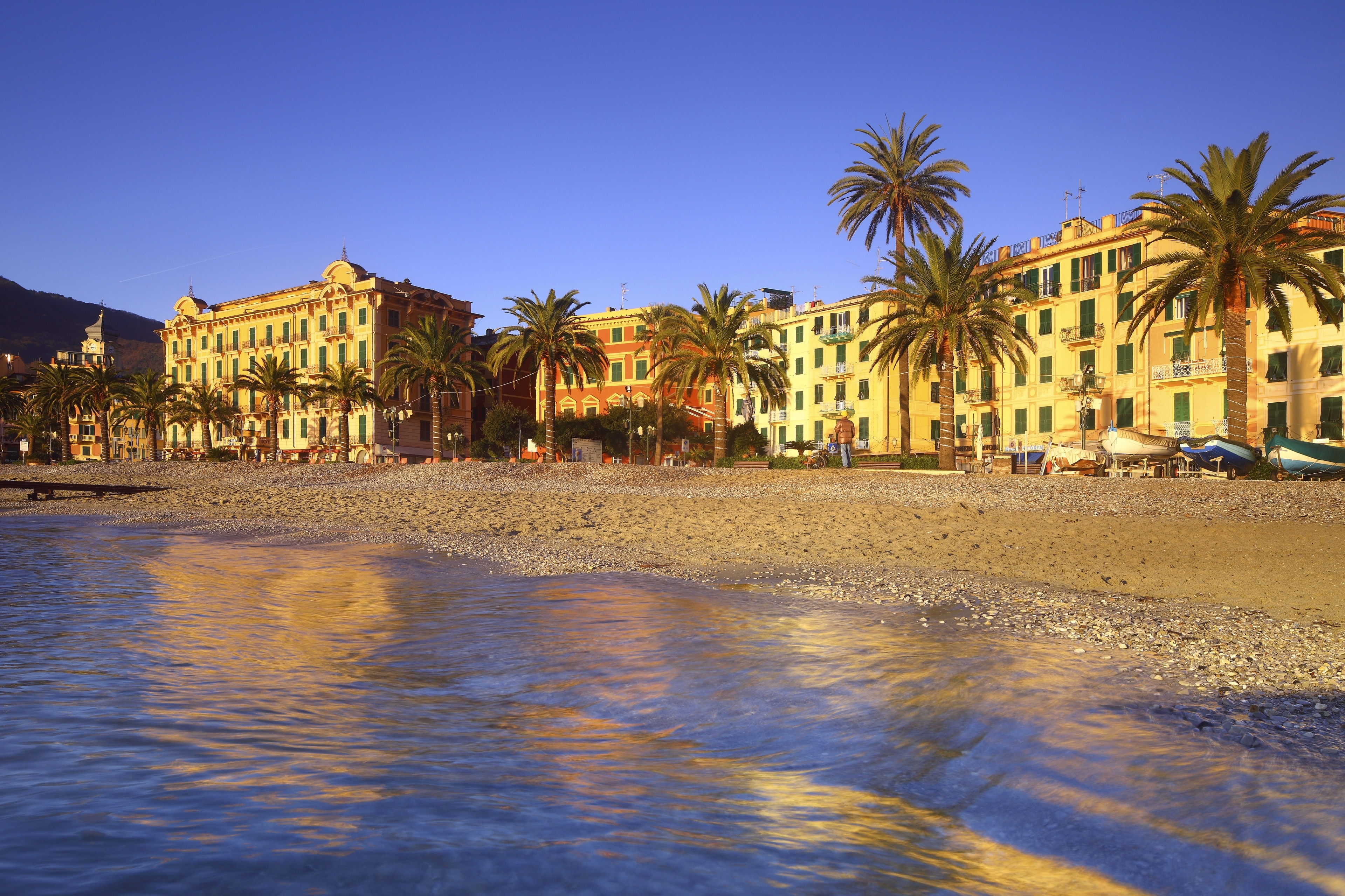 Santa Margherita Ligure, Ligurië, Italië