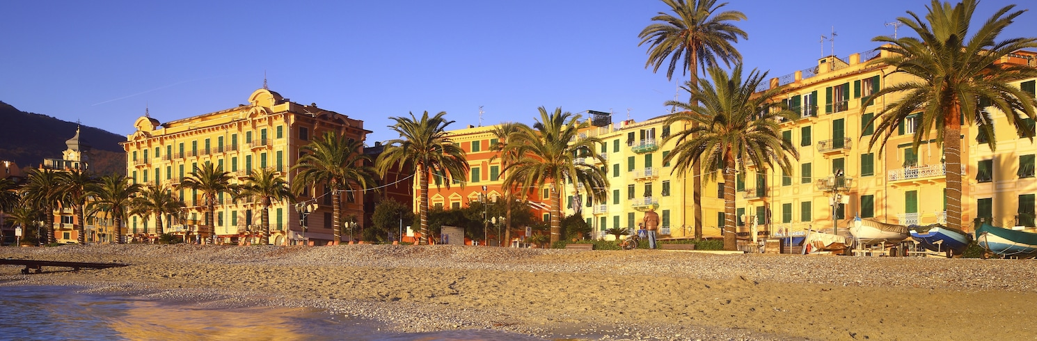 Santa Margherita Ligure, Italia