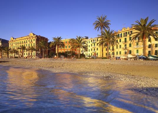 Santa Margherita Ligure, Italien