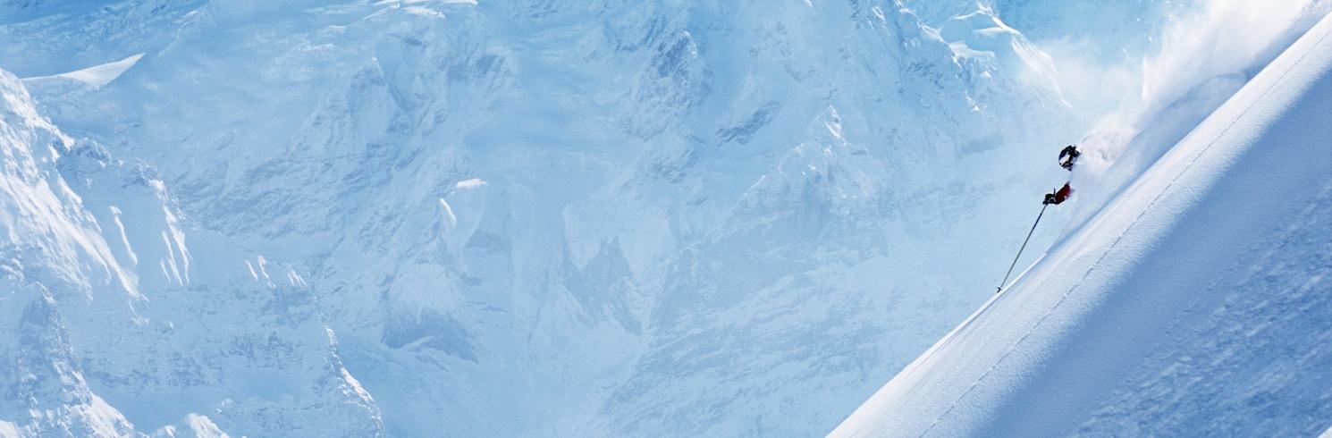 Bern Alpleri, İsviçre