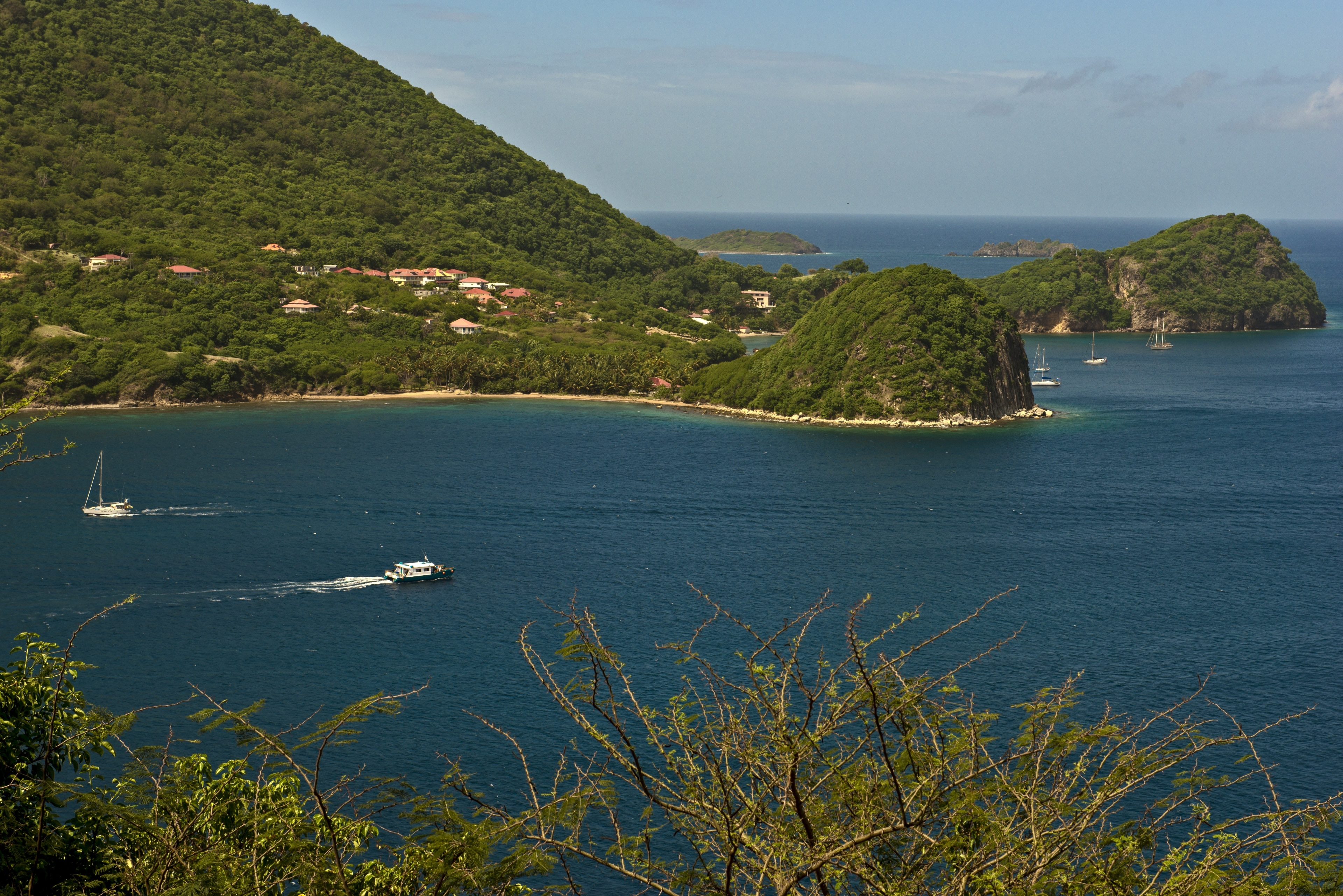 Nord Basse-Terre, Basse-Terre Island, Guadeloupe
