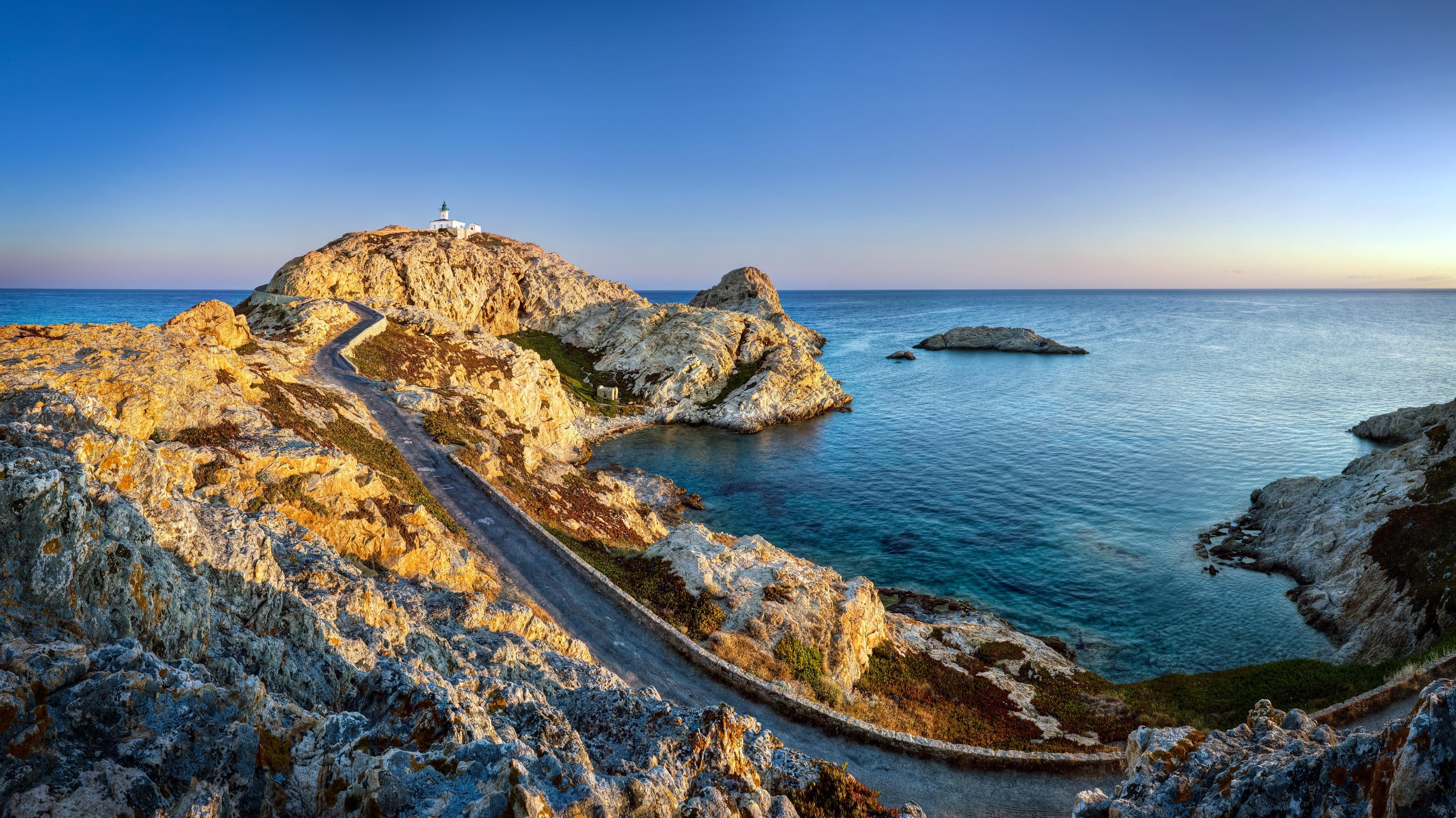 L'Ile-Rousse - Balagne, Haute-Corse, France
