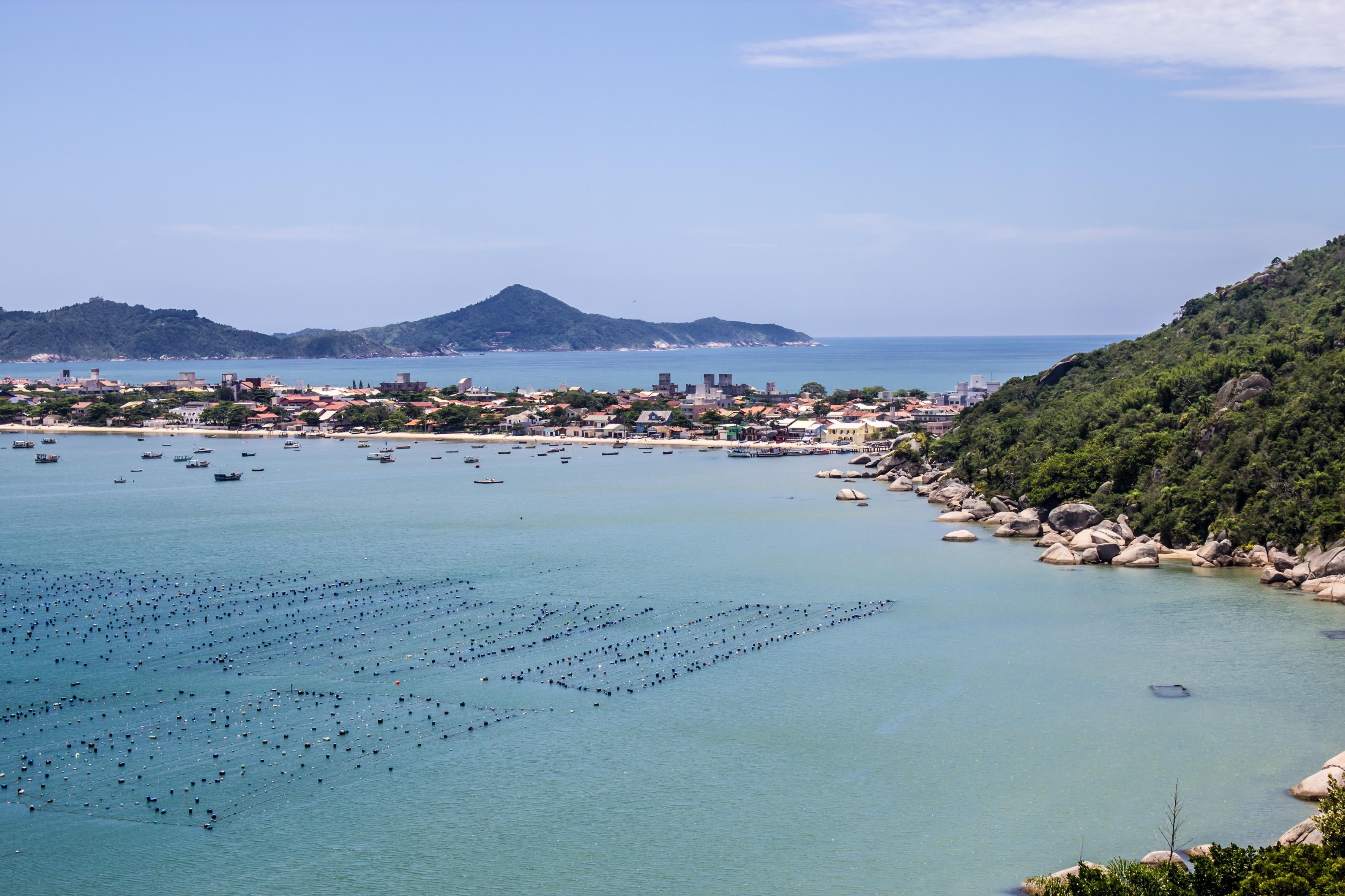 Bombinhas, Santa Catarina State, Brazil