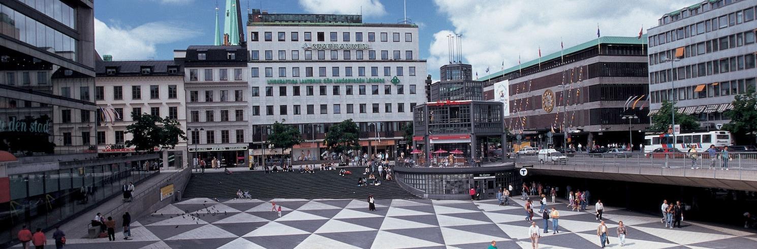 Центральный район Стокгольма, Швеция