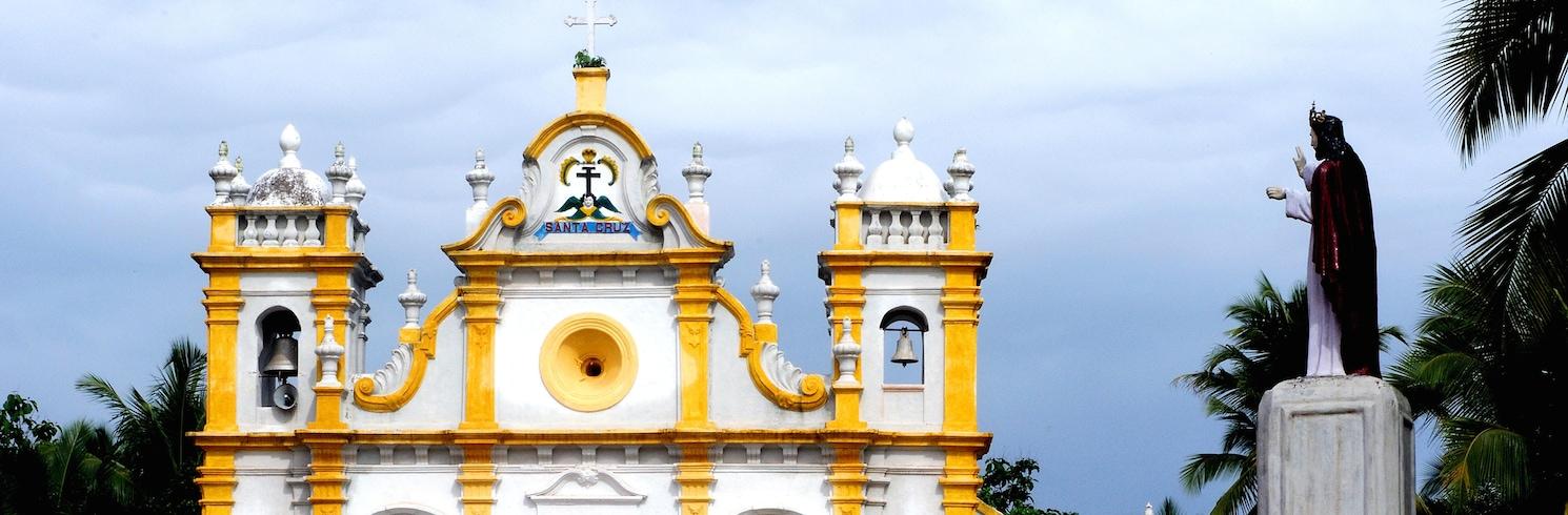 Cavelossim, Índia