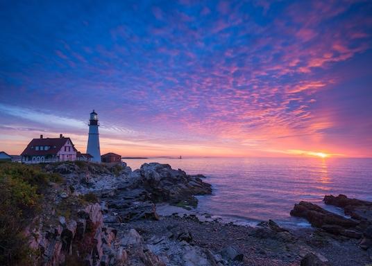 Cape Elizabeth, Maine, Birleşik Devletler