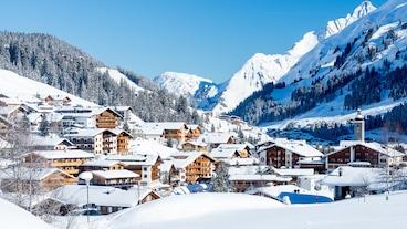 Lech-Oberlech-Zuers