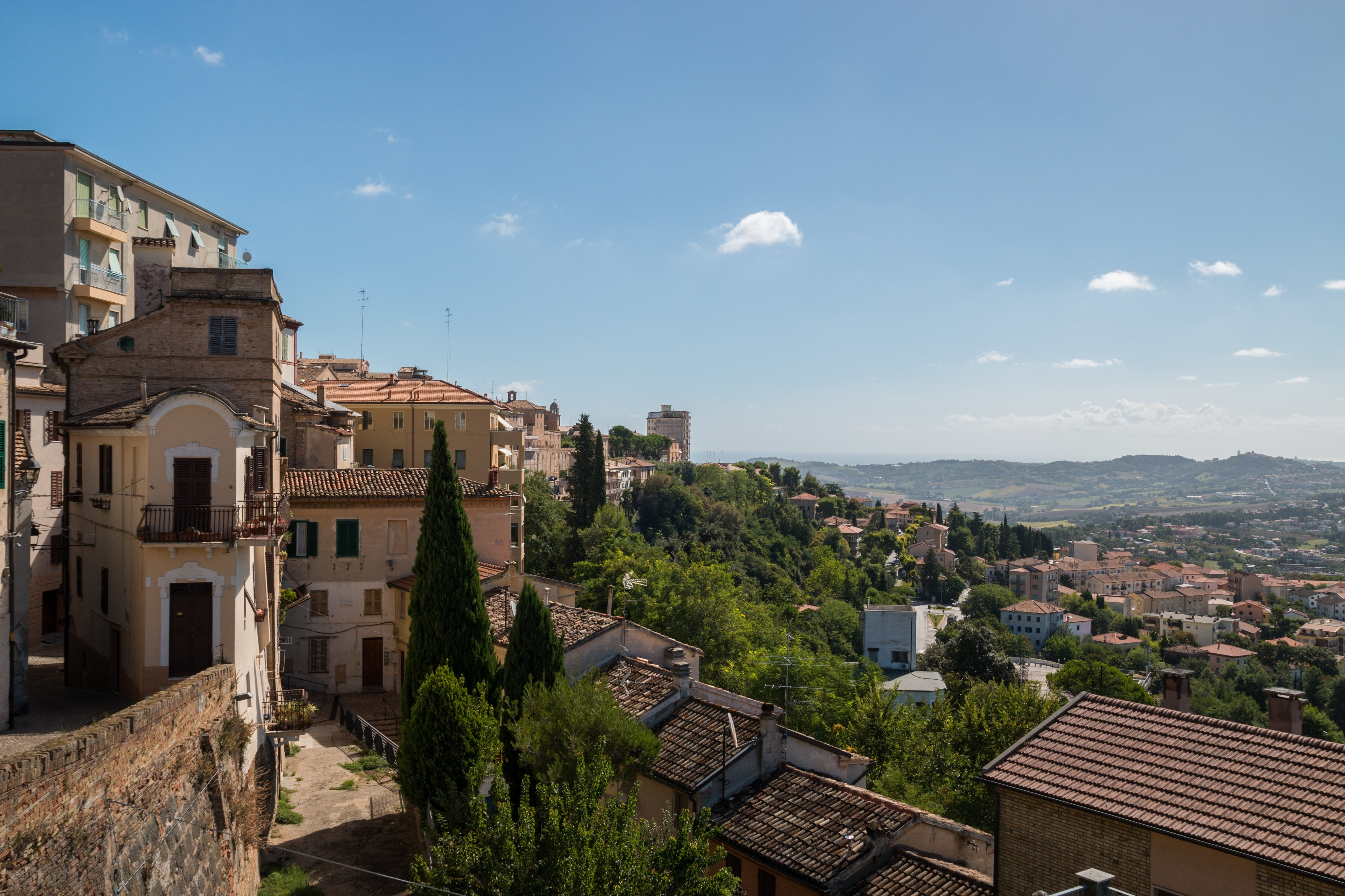 Osimo, Marche, Italien