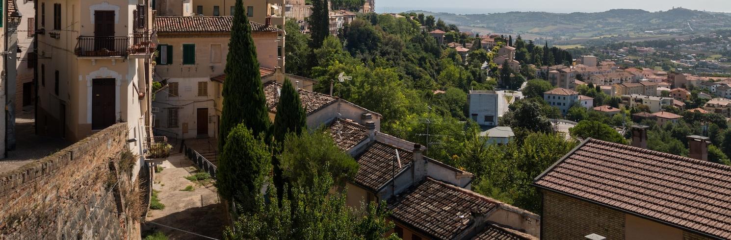 Osimo, İtalya
