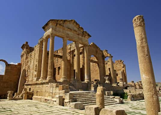Kairouan, Tunesien