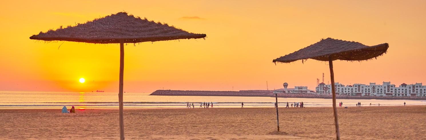 Quartier Industriel, Maroko