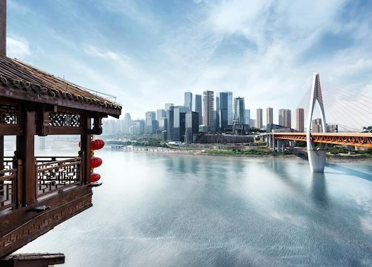 Chongqing, Čína